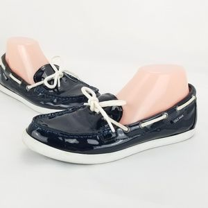 Cole Haan Nantucket Camp Women's Boat Shoes Size 8
